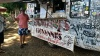 Giovanni's Shrimp Truck on the North Shore of Oahu