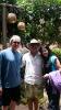 Dad met John Tesh and Connie Sellecca